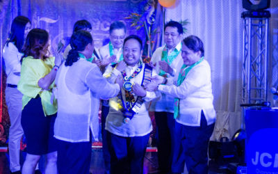 JCI Olongapo Holds 58th Induction