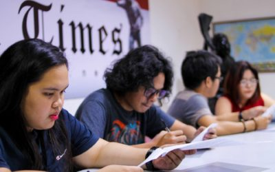 Journalism PLUS – Enrolment 2019