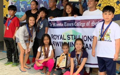 Royal Stallions dominate 43rd and 46th CNLCSCA Swim Series