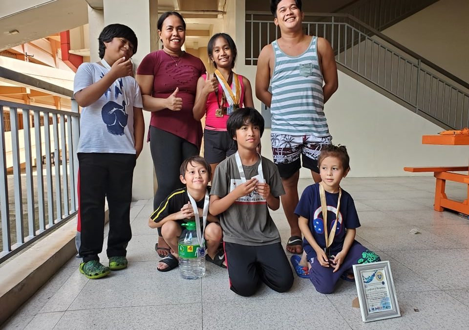Royal Stallions bags medals at the 47th CNLSCA Swim Series